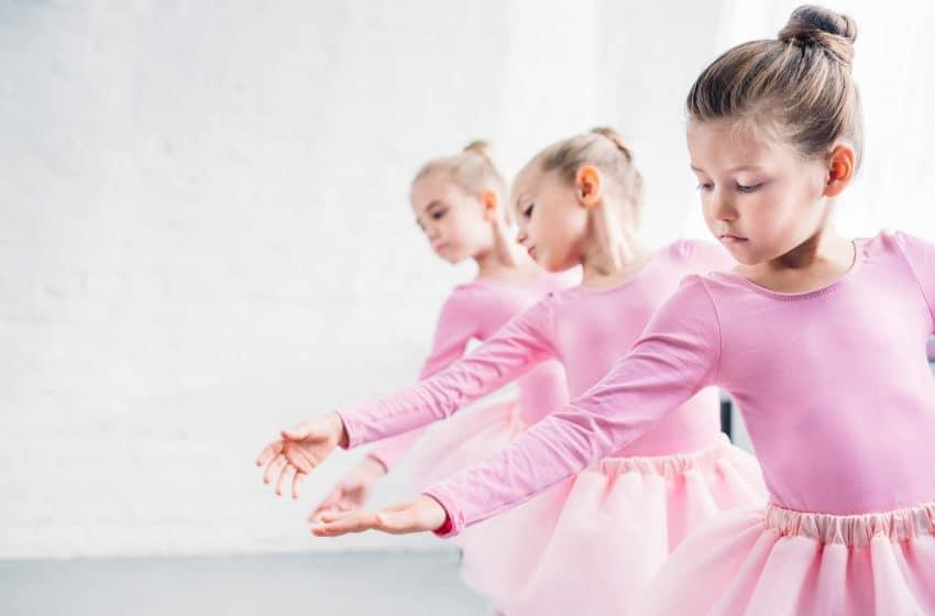 Initiation Danse 6-7 ans