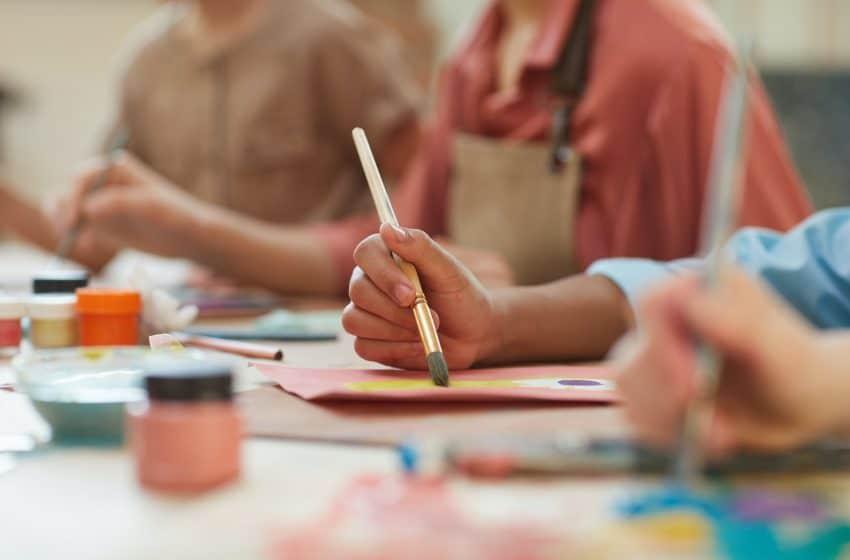 Dessin / Peinture / Arts plastiques 10 ans et + (collège)
