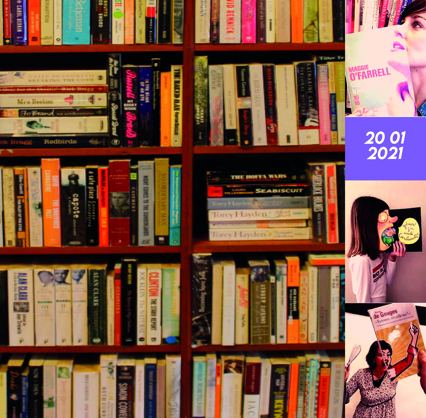 Concours Bookface 2021