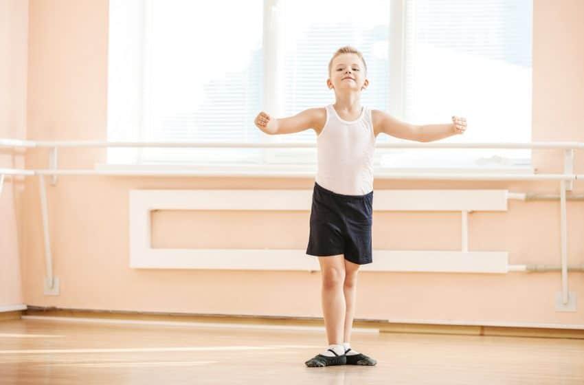 Eveil Danse 4-5 ans débutants