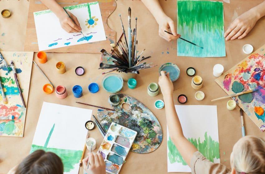 Dessin / Peinture / Arts plastiques 6-10 ans le mercredi