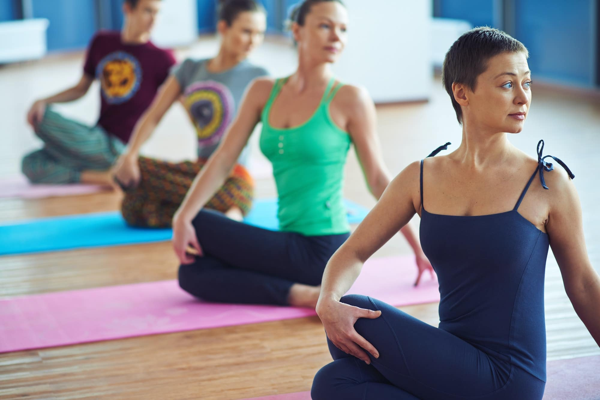 Stretching postural