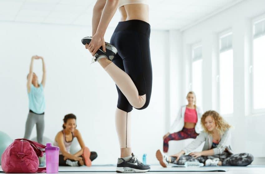 Stretching postural et bien-être